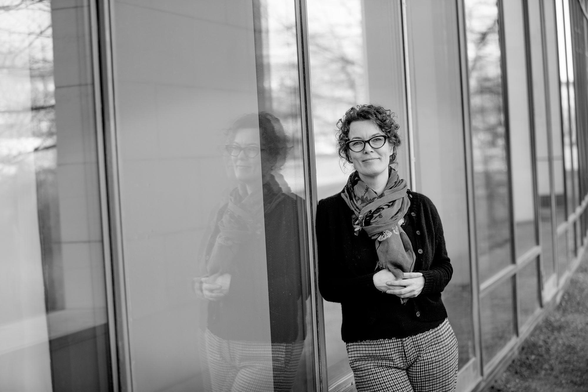 Psykolog Anne Nielsen